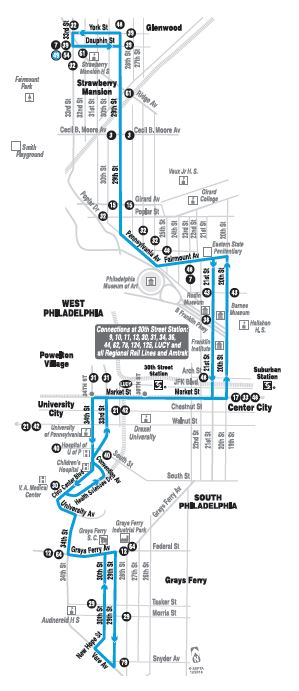 Septa New Route 49 Service Begins February 24 2019