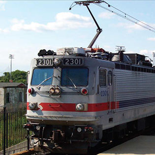 Farewell to the SEPTA AEM-y Locomotive