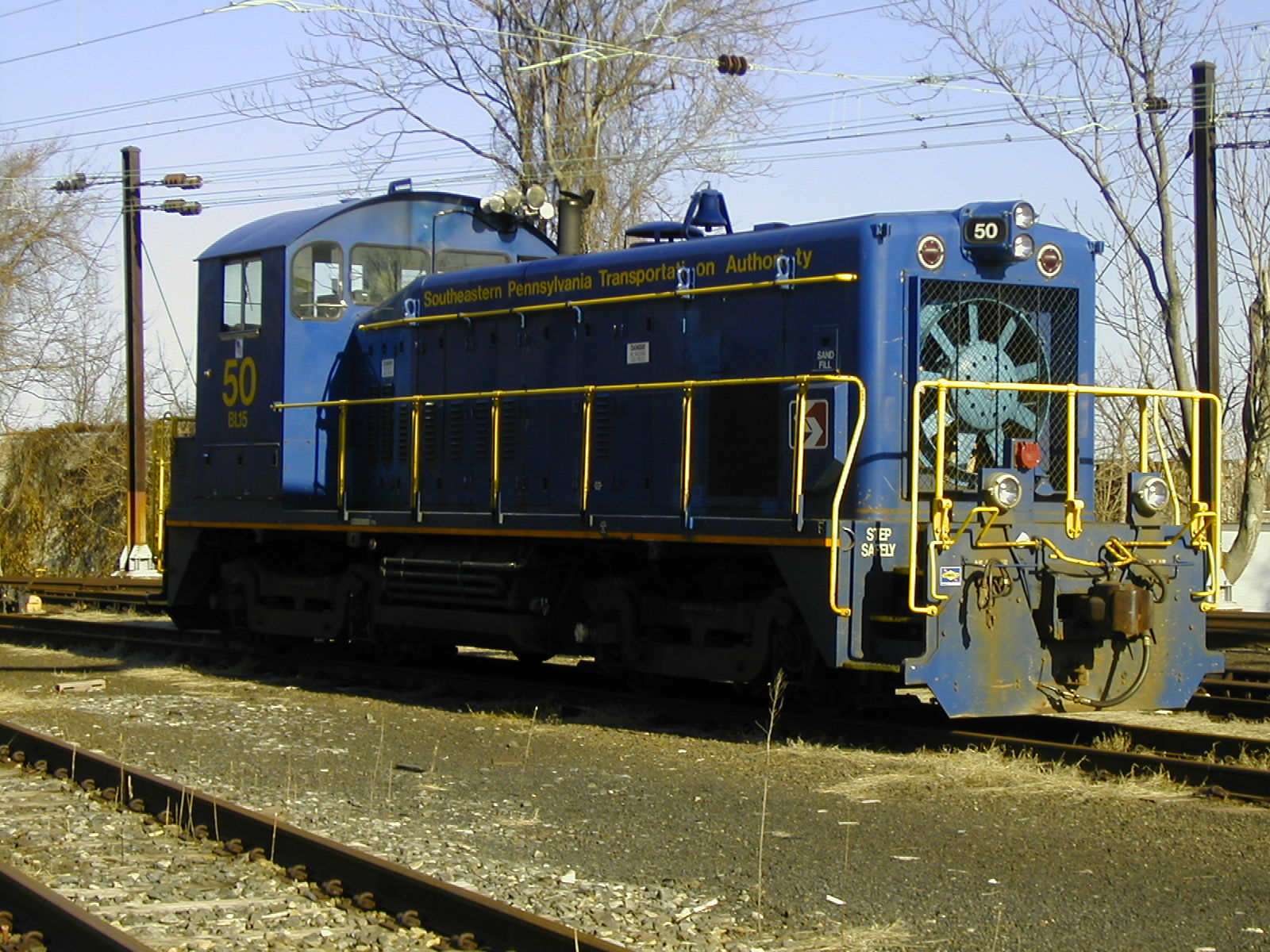 Septa Sustainability Epa Awards Clean Diesel Grant To Fuel Filters Repower Locomotive With Emissions Reducing Technology
