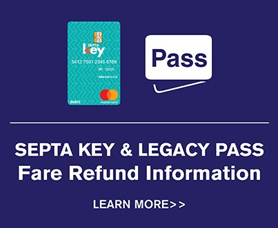CREDIT POLICY FOR SEPTA TRANSPORTATION PASSES